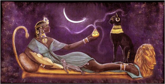 macke u starom egiptu