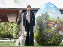 pas predsednice hrvatske
