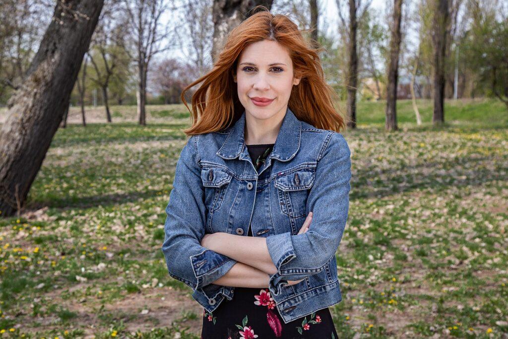 Glumica Iskra Brajovic