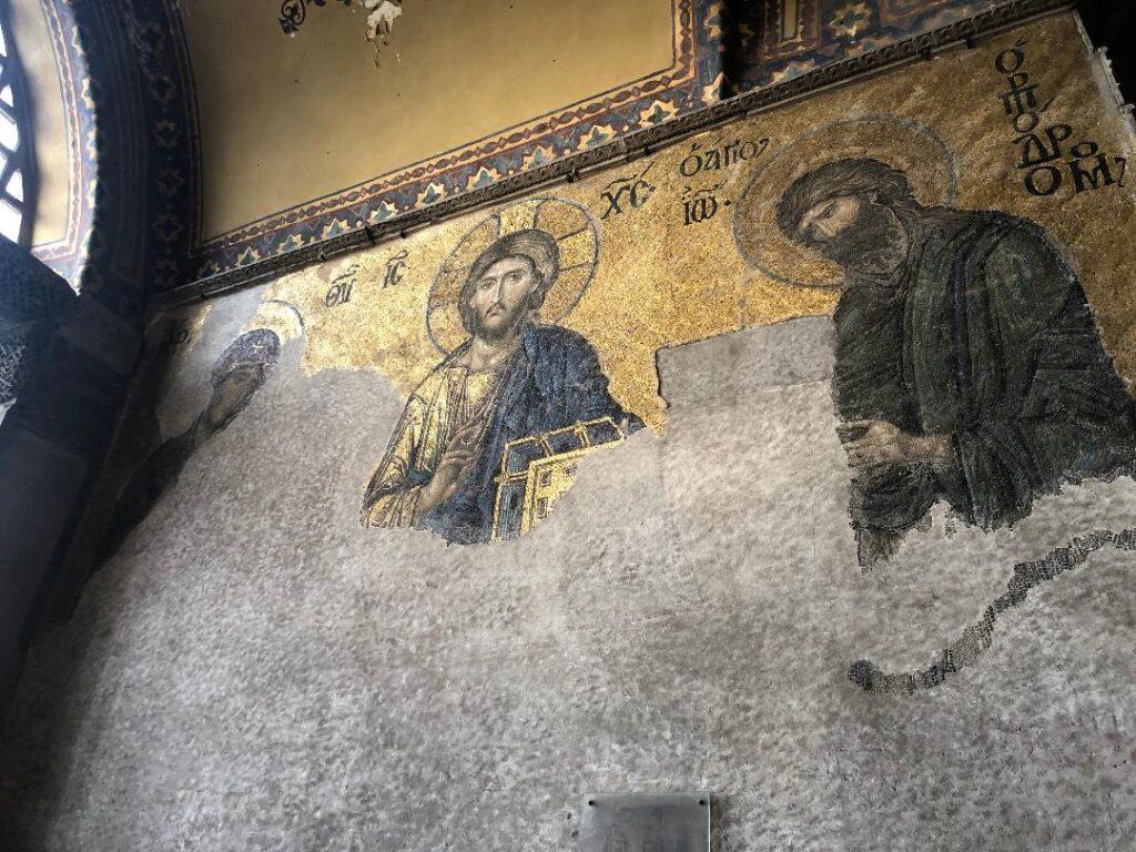freska aja sofija