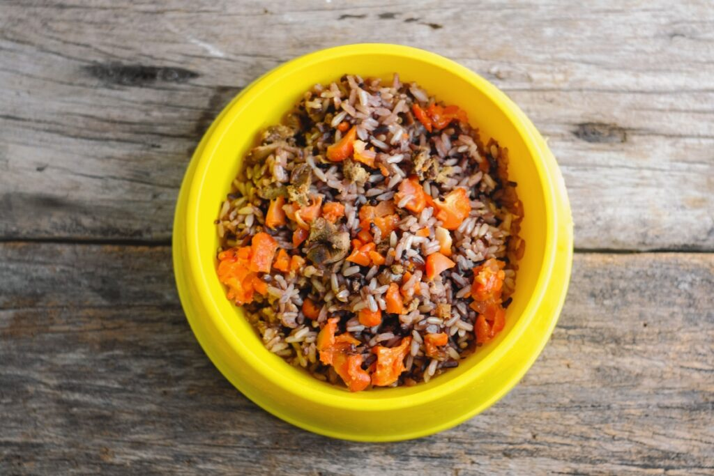 kuvana hrana za psa